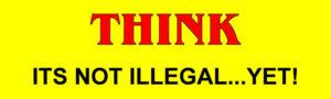 thinkits-not-illegal-yet